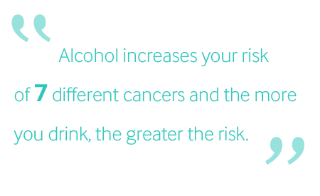 Alcohol   cancer